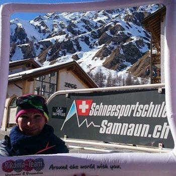 Svájc, Samnaun