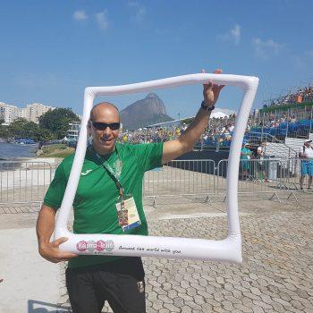 Brazília Rio OLIMPIA