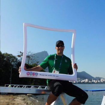 Brazília Rio 2016 OLIMPIA